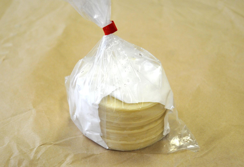 餃子の皮 普通判(直径9cm)約420g 54枚